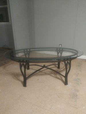 Glass coffee table for Sale in Batesburg, SC