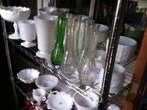 Milk glass collection for Sale in Cleveland, OH
