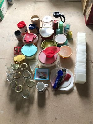 Plastic/Glass Kitchen Items for Sale in Murray, KY