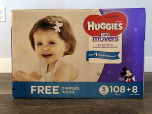 Huggies Little Movers for Sale in Waupun, WI