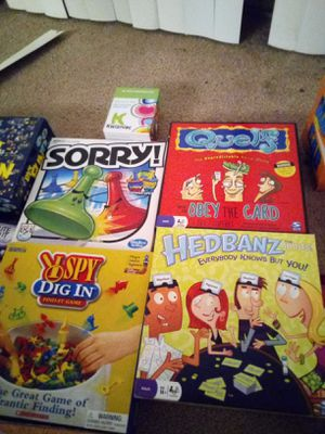 Board game lot for Sale in Columbus, OH