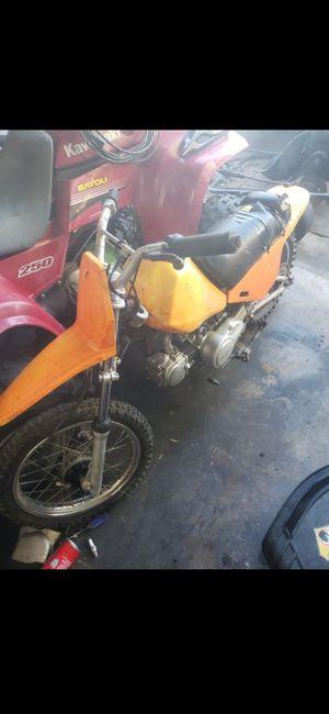 Panterra 110cc pit bike for Sale in Katy, TX