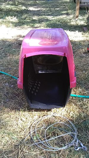 Natures Miracle dog crate free for Sale in Monument, CO