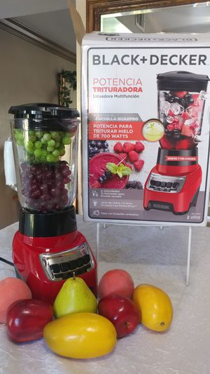 700 Watts Black & Decker Blender for Sale in Garden Grove, CA