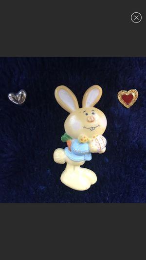 "Barnaby Bunny Easter Hallmark Pin Bundle ""1975 for Sale in Kent, WA"
