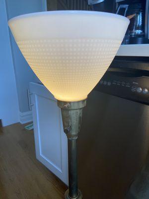 """Antique floor lamp. 39"""" for Sale in Berwyn, IL"""