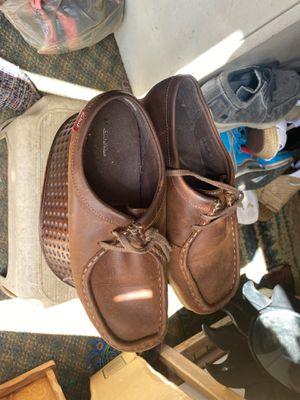 Leather Clark's size 8 h for Sale in Dalton, GA