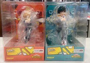 Brand New My Hero Academia Bakugo & Deku Anime Statue / Figure for Sale in Fullerton, CA