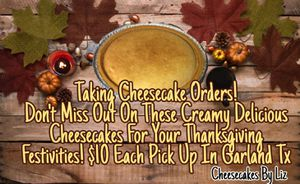 Cheesecakes for Sale in Garland, TX