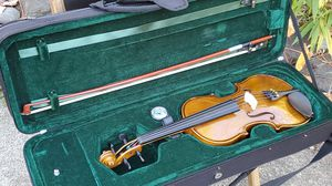 Cremona SV175 Violin with Carrying case for Sale in Lacey, WA