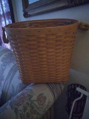 Longaberger basket for Sale in Middletown, OH