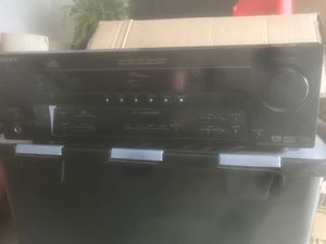 Sony audio receiver str-de595 for Sale in Downers Grove, IL
