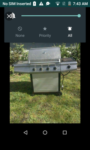 Stainless BBQ grill for Sale in Modesto, CA