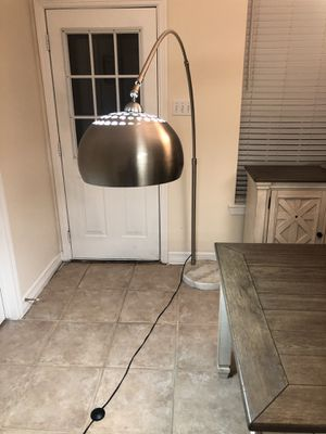 Contemporary floor lamp for Sale in Sugar Land, TX