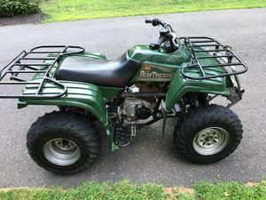 2001 YAMAHA BEAR TRACKER ATV for Sale in Milford, CT