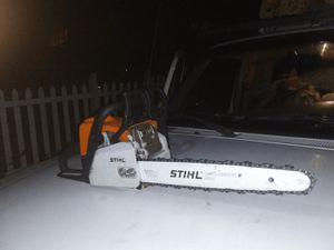 Stihl 16 in Chainsaw for Sale in Renton, WA