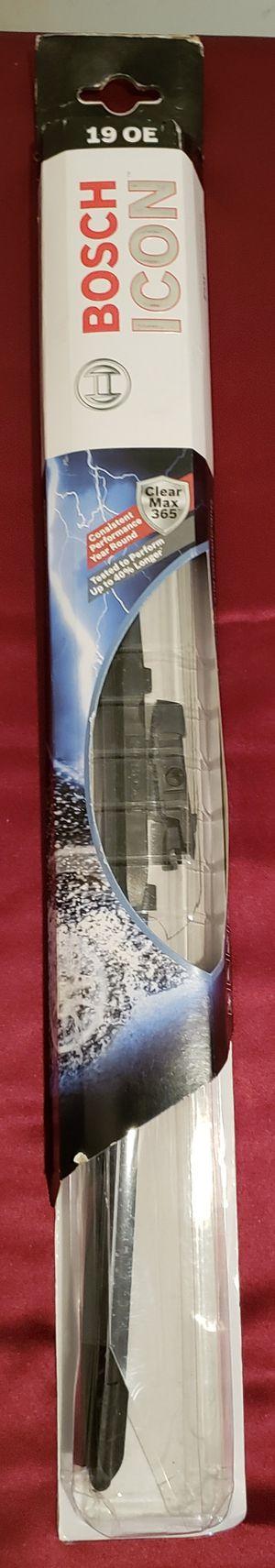 Bosch ICON Windshield Wiper Size 19 OE for Sale in Herndon, VA
