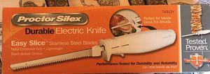Proctor Silex Electric Knife for Sale in Riverside, CA