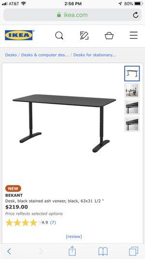 Ikea desk for Sale in Detroit, MI