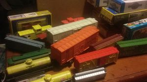 Used, N gauge , H.o scale, 0 scale, G scale train lot for Sale for sale  Levittown, PA