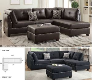 Sectional &ottoman for Sale in Buena Park, CA