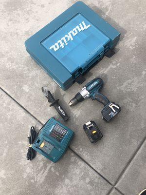 Makita Drill 18v Lxt for Sale in Menifee, CA