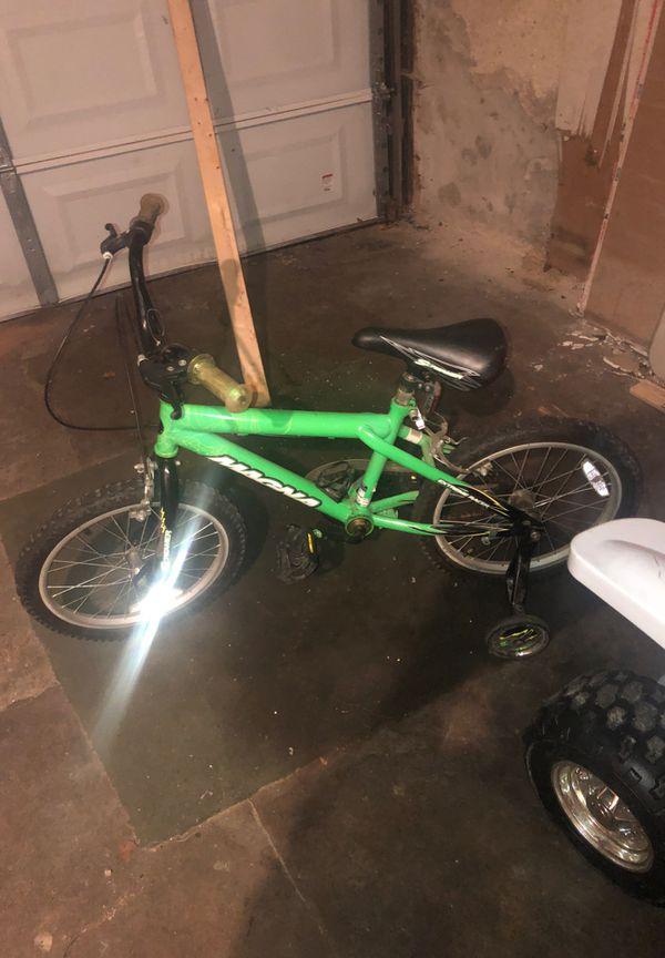 Boy Magna 18inch bike