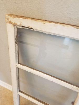 Farm House Destressed Window $30 for Sale in Houston, TX