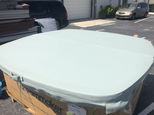 Hot Springs Classic Spa Cover- BRAND NEW for Sale in Fort Lauderdale, FL