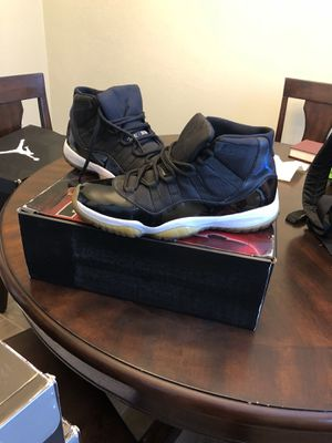 Jordan space jam 11's for Sale in Houston, TX