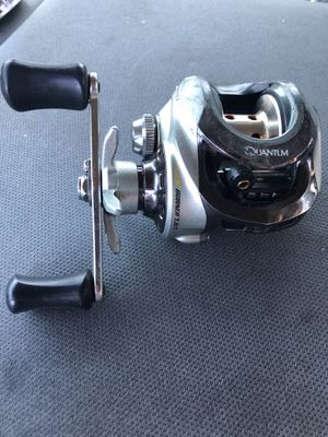 Quantum fishing reel for Sale in Tuscaloosa, AL