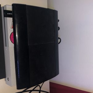 Barley Used PS3 With 2 Controllers And A Bunch Of Games for Sale in Southborough, MA