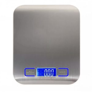 Digital Electronic Kitchen Food Diet Postal Scale Weight Balance 5KG / 1g 11lb for Sale in Milpitas, CA