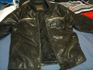 Arizona leather jacket large for Sale in Mabelvale, AR