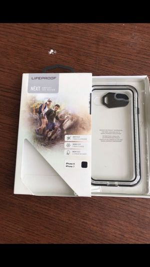 LIFEPROOF BRAND NEW IN BOX FOR IPHONE 7/8 $20 for Sale in Los Angeles, CA