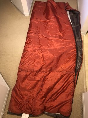 Eddie Bauer sleeping bag - used only once! for Sale in Chicago, IL