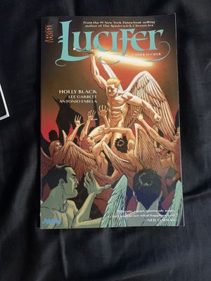 Lucifer Father Lucifer Volume 2 by Holly Black (2017, Trade Paperback) for Sale in Highland Park, IL