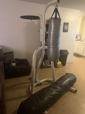 Heavy bag stand for Sale in Norco, CA