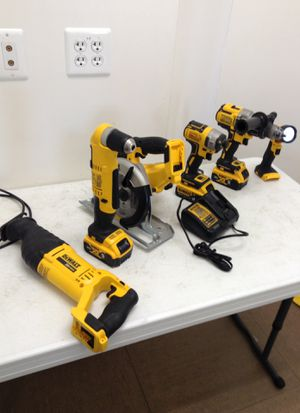 Dewalt combo set. for Sale in Homestead, FL
