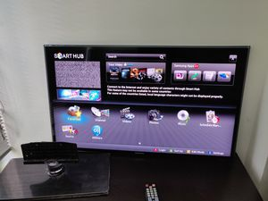 Samsung 40inch smart TV for Sale in San Francisco, CA