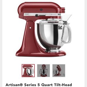 Kitchenaid Artisan Mixer Brand New!! for Sale in Meriden, CT