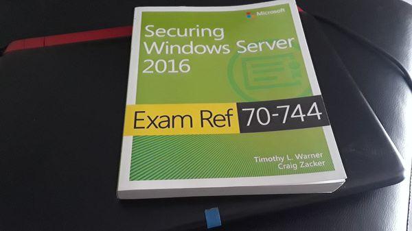 Microsoft Securing Windows Server 2016