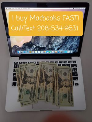 "Macbook Air 15.6"" Great i5 256gb SSD for Sale in Idaho Falls, ID"
