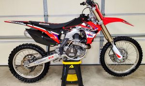 2016 HONDA CRF 450 like new OBO for Sale in Oceanside, CA