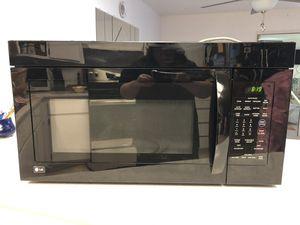 LG LMV1680ST Microwave for Sale in Salida, CA