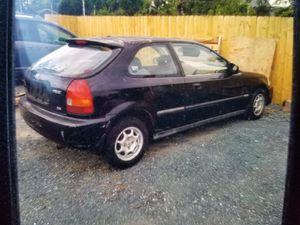 96 Honda Civic hatchback 170thousand Miles $2000.00 for Sale in Laurel, MD