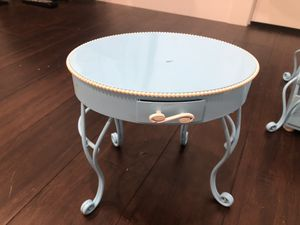 American girl doll bed and vanity for Sale in Los Alamitos, CA