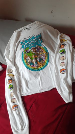 T-Shirt / Crop Top Rugrats - Size XL Adult for Sale in Artesia, CA