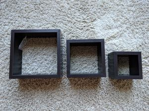Decorative wall shelves for Sale in Dublin, OH