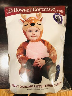 Infant Darling Little Deer Costume for Sale in Atlanta, GA